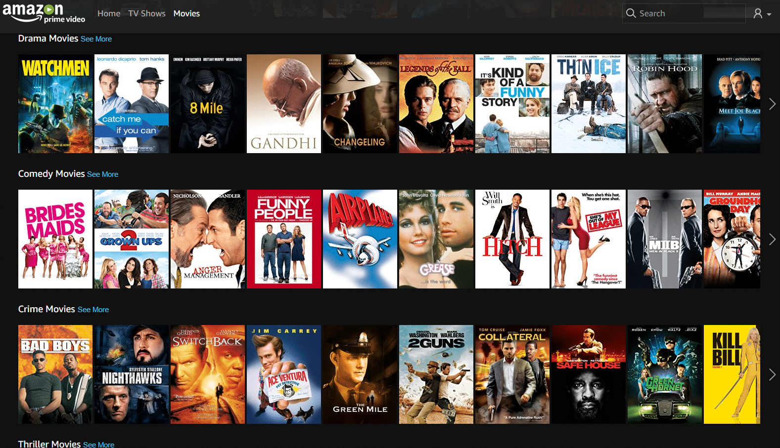 Primevideo le Streaming Gratuit d'Amazon Premium