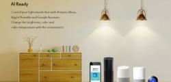 Yeelight Smart Ampoule LED Dimmable à 16€ et Bons Plans Gearbest & Amazon