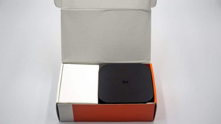 Déballage Xiaomi Mi-Box S